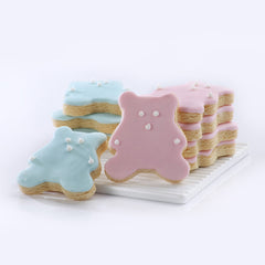 Bear Cookie (per piece) - Papamama.sg
