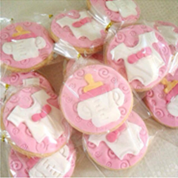 Pink Baby Shower Theme (per piece) - Papamama.sg