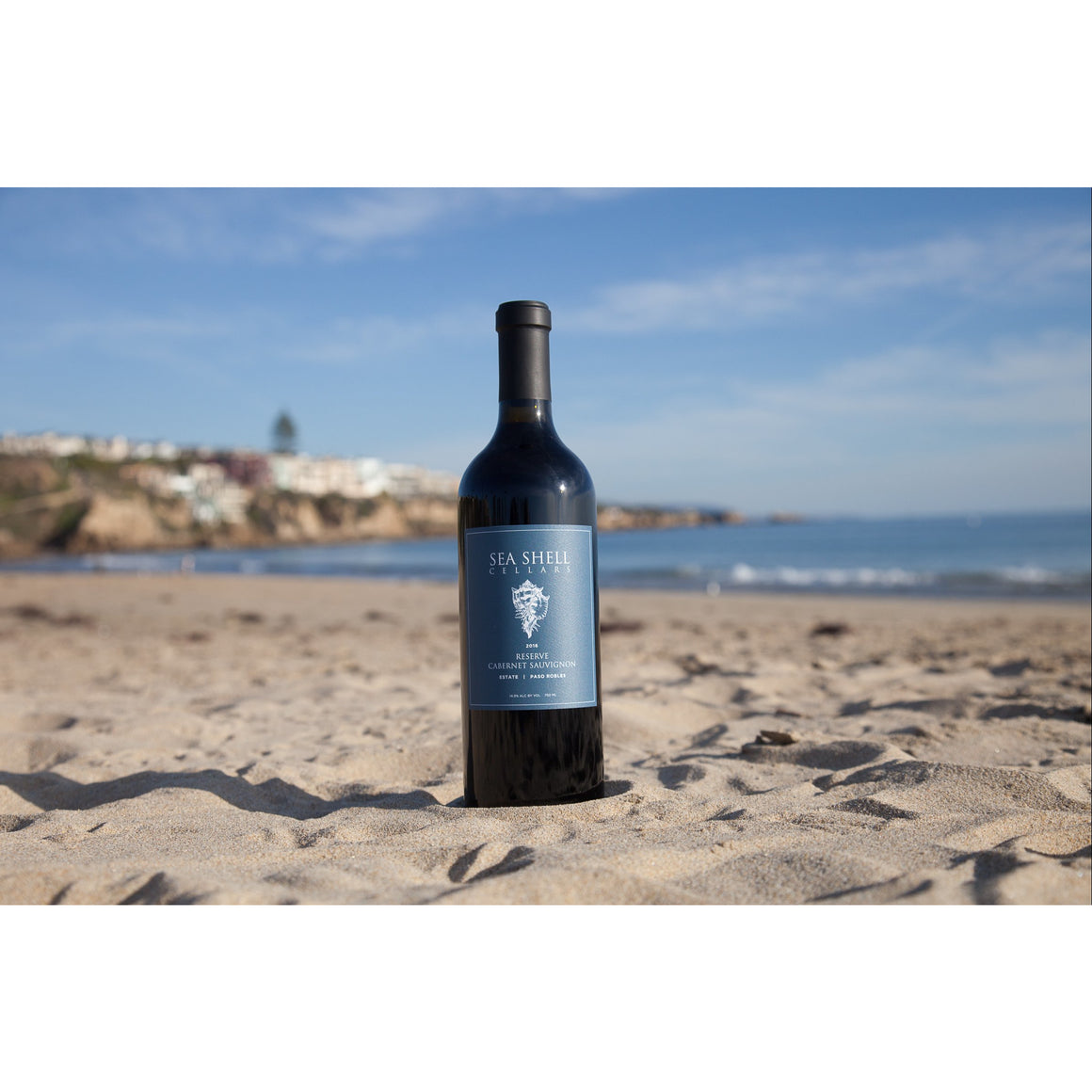 Sea Shell Cellars 2016 Reserve Cabernet Sauvignon