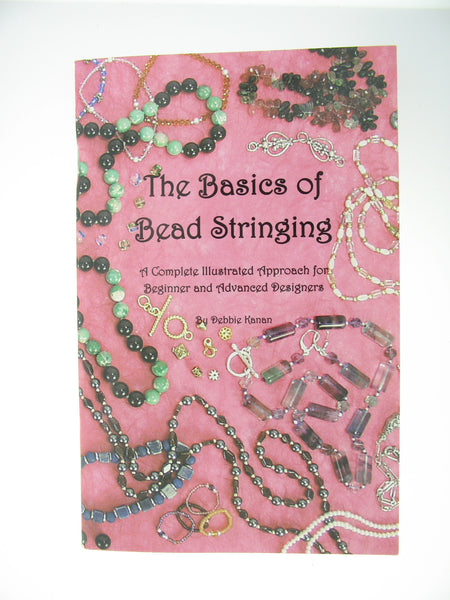11018 - The Basics of Bead Stringing Book