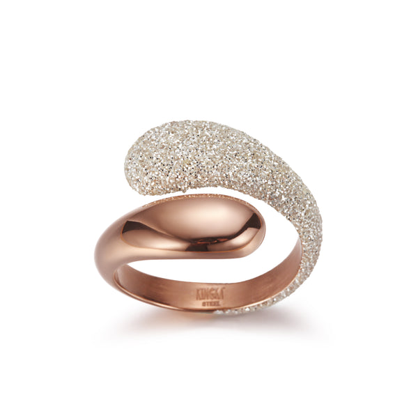Women Ring Torsade