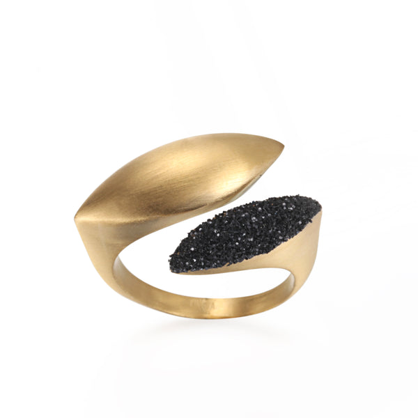 Women Ring Geometric