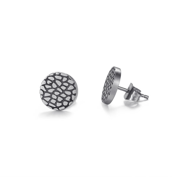 Men's Ear Studs Reptile - KINGKA Jewelry