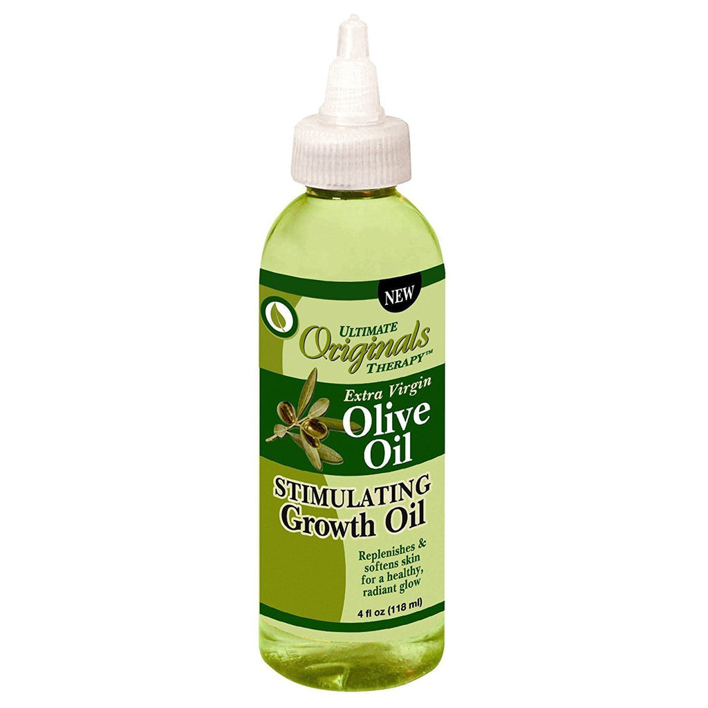 Originals By Africa's Best - Olive Oil Therapy 4oz