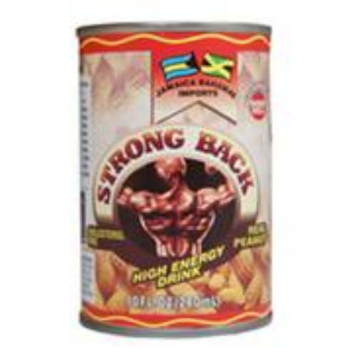 Strong Back Peanut Energy Drink 305ml