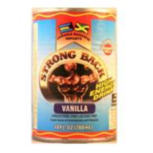 Strong Back Vanilla Energy Drink 305ml