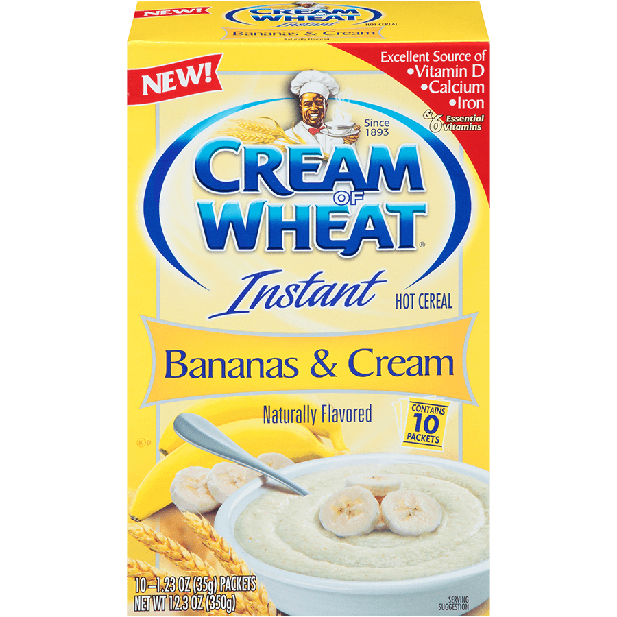 Cream of Wheat Bananas & Cream 10 Packets (35g)