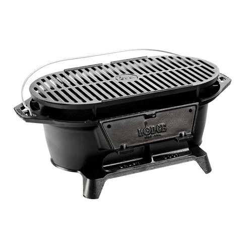 Lodge Cast Iron Sportsman's Grill™