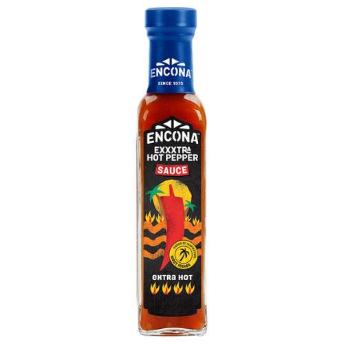 Encona Exxxtra Hot Pepper Sauce
