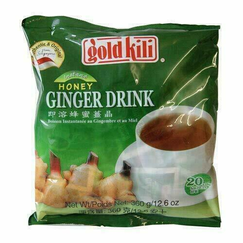 Gold Kili Instant Honey Ginger Drink 360g