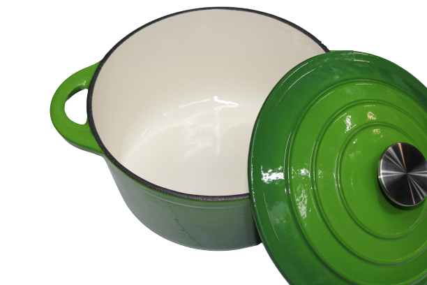 Green Enameled Dutch Oven 4qt uk