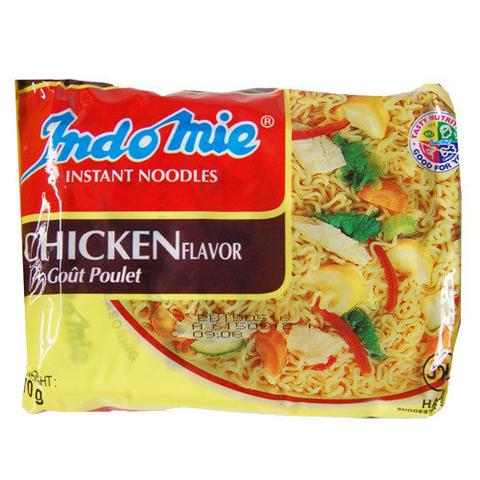 Indomie Chicken Noodles (Singles)