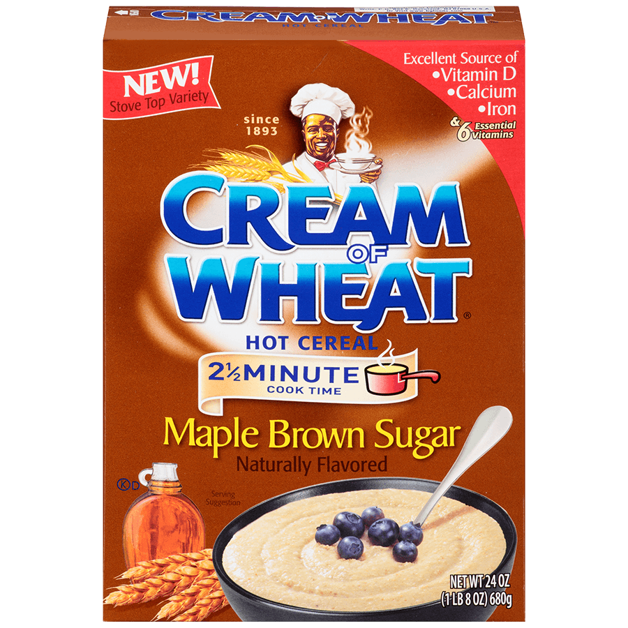 Cream of Wheat Maple Brown Sugar 680g