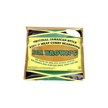 Mr Brown's Fish and Meat Seasoning