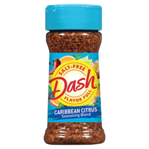 Mrs Dash Caribbean Citrus Seasoning Blend 68g