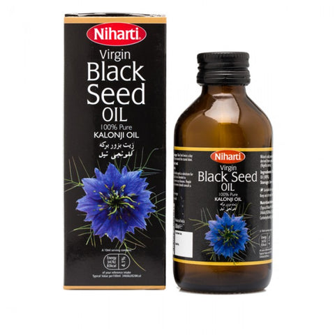 Niharti Virgin Black Seed Oil (100ml)