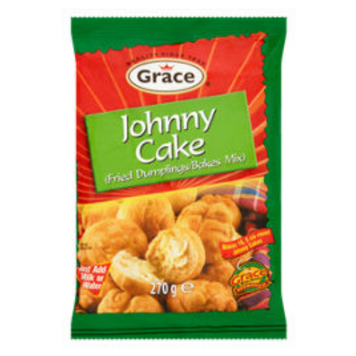 Grace Johnny Cake Mix 270g