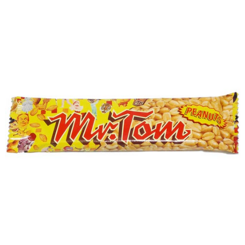 Mr Tom Peanut Bar 40g