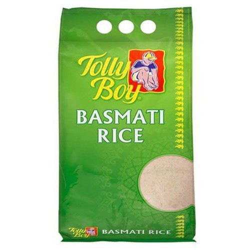 Tolly Boy Basmati Rice