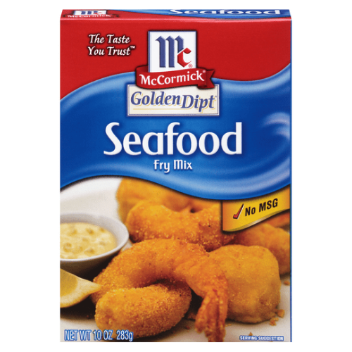 McCormick Golden Dipt Seafood Fry Mix 10oz