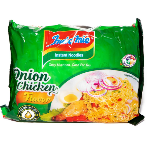 Indomie Onion Chicken Noodles (Singles)
