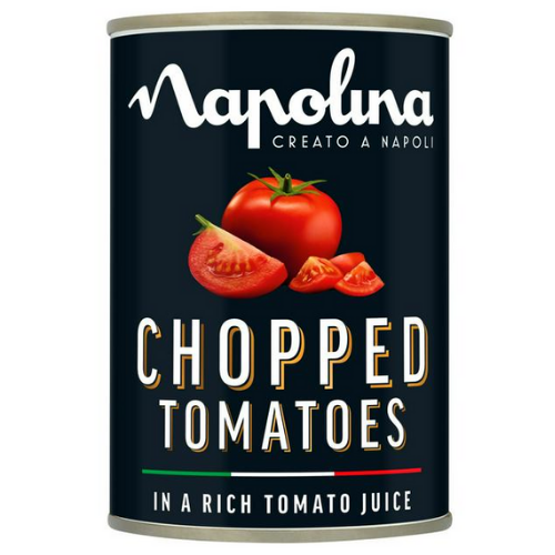 Napolina Chopped Tomatoes 400g
