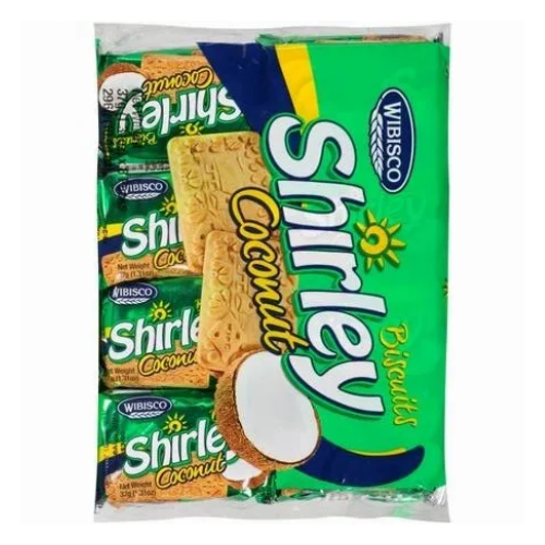 Shirley Biscuits 296g - 8 Packs
