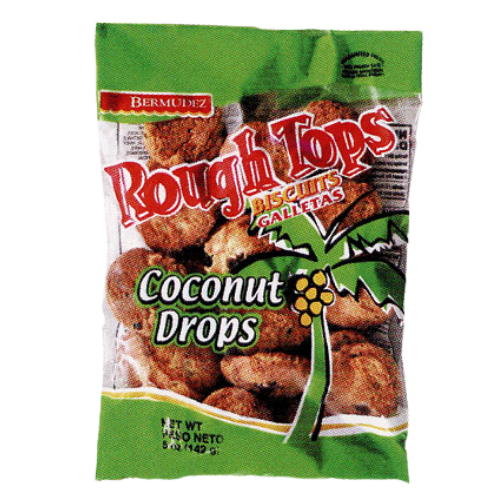Rough Top Coconut Drop Cookies 50g