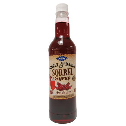 Sweet & Dandy Sorrel Syrup 750ml