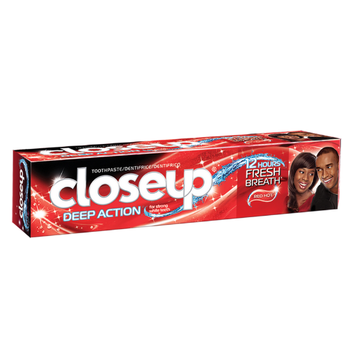 Close Up Deep Action Toothpaste 140g