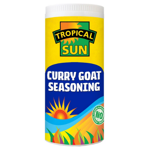 Tropical Sun Curry Goat Seasoning 100g