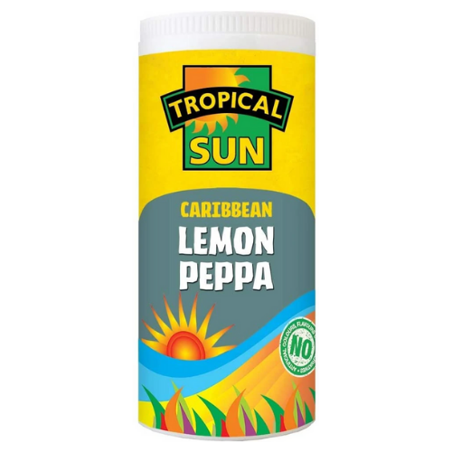 Tropical Sun Caribbean Lemon Peppa 100g