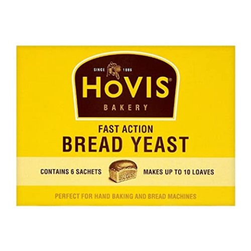 Hovis Fast Action Bread Yeast - 6 Sachets