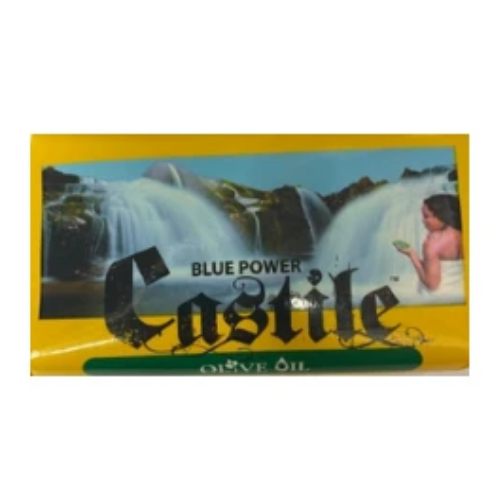 Blue Power Castile Soap - Olive Oil 110g