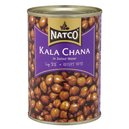 Natco Kala Chana (Brown Chickpeas) 400g