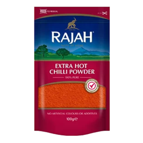 Rajah Extra Hot Chilli Powder