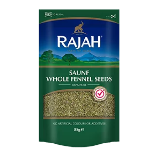 Rajah Saunf Whole Fennel Seeds 100g