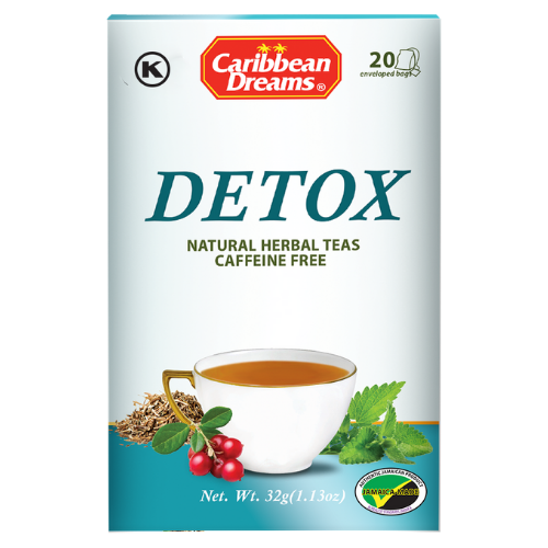 Caribbean Dreams Detox Tea - 20 Teabags