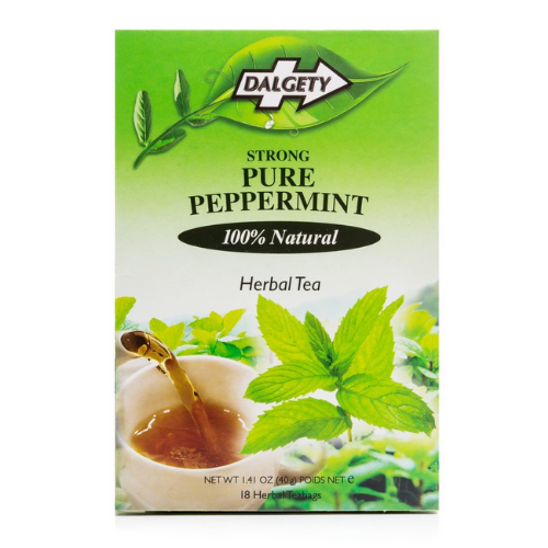 Dalgety Strong Pure Peppermint - 18 Teabags