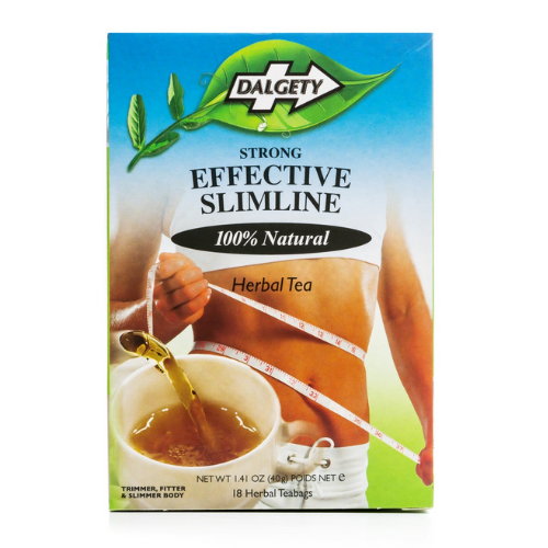 Dalgety Strong Effective Slimline - 18 Teabags