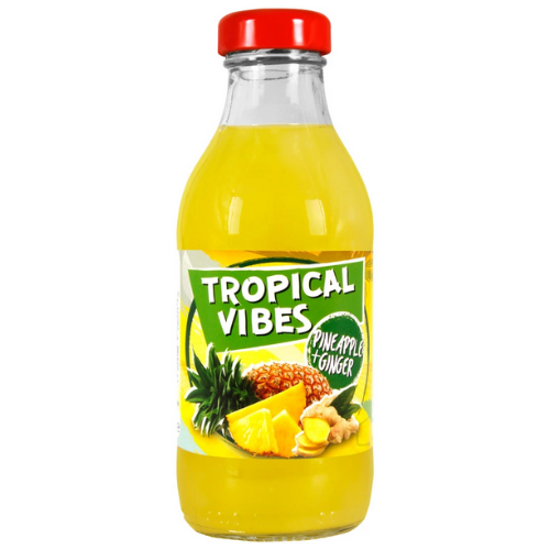 Tropical Vibes Pineapple & Ginger 300ml