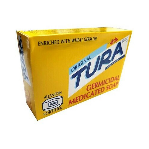 Tura Original Germicidal Medicated Soap