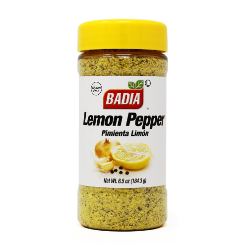 Badia Lemon Pepper