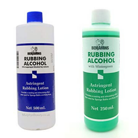 BENJAMINS Rubbing Alcohol
