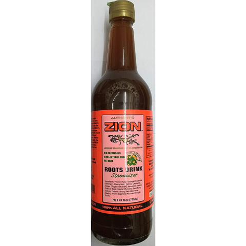 zion roots herbal drink
