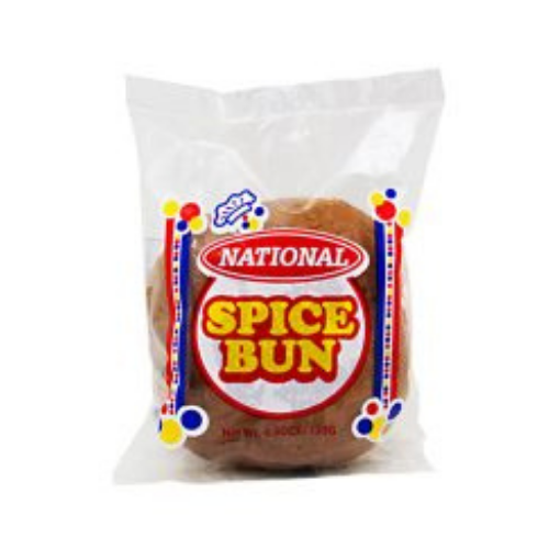 National Spice Penny Bun 125g