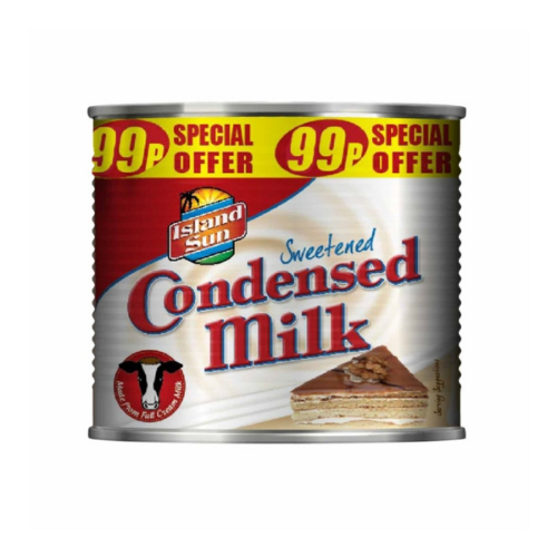 Island Sun Sweetened Condensed Milk 397g