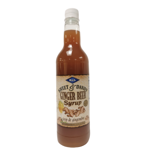 Sweet & Dandy Ginger Beer Syrup