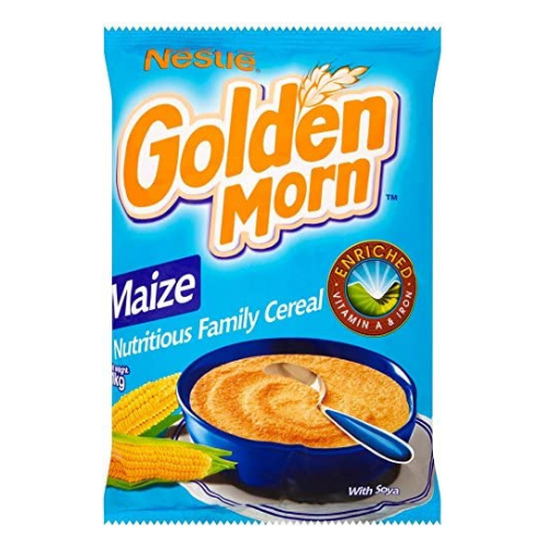 Nestle Golden Morn Maize 1kg