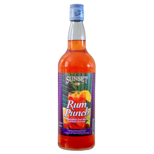 Sunset Rum Punch 750ml